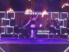 special in western dance - friends dj nakodar